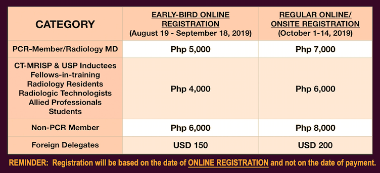 2019 JAC Registration Details
